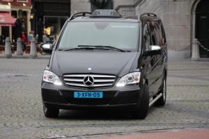 Taxi van Groningen Naar Dusseldorf