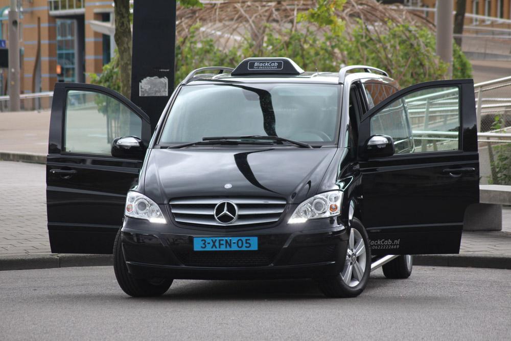 Taxi naar Harlingen